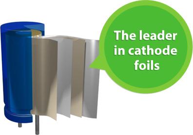 Automotives Lithium Ion Battery Foil Uacj Foil Corporation